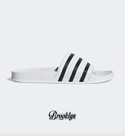 Adidas adilette Blanca