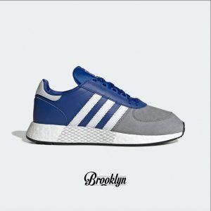 adidas marathon azul 1