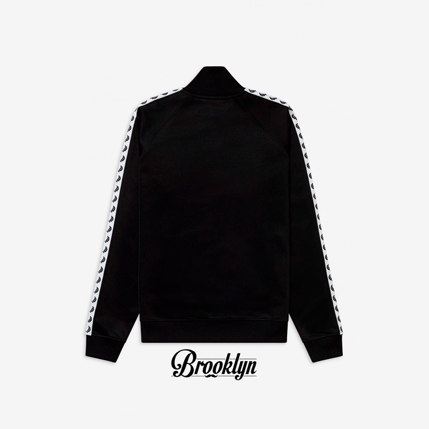 Fred Perry chaqueta laurel negro