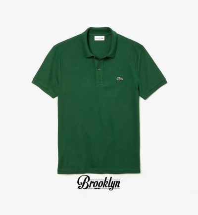 Lacoste polo verde slim fit